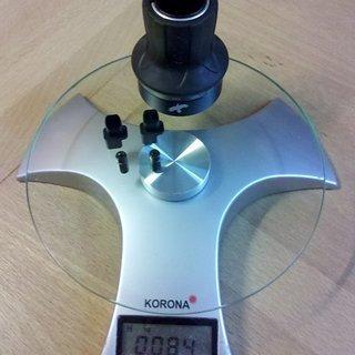 Gewicht Rohloff Drehschaltgriff Speedhub 500/14 14-fach