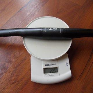 Gewicht Crank Brothers Lenker Cobalt 3  31.8mm, 680mm