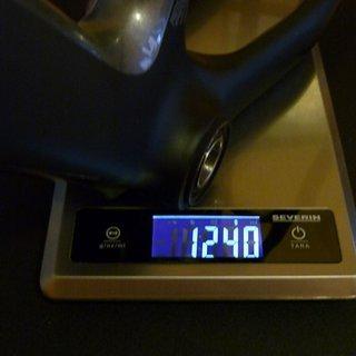 """Gewicht Radon Hardtail Black Sin Carbon 18"""""""