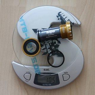 Gewicht Hope Innenlager MTB Ceramic 68mm / 73mm