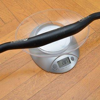 Gewicht FUNN Lenker Fatboy 710mm // 8° Back // 5.5° Up