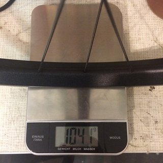 Gewicht Syntace Systemlaufräder W 35 MX HR 29 X 12 x 142