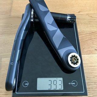 Gewicht SRAM Kurbel XX1 Eagle GXP Boost 175mm