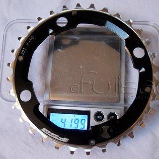 Gewicht FSA Kettenblatt Super MTB 104mm, 32Z