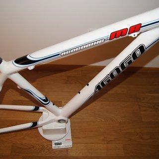 """Gewicht Agogo Bike Hardtail M8 18"""""""