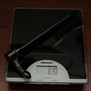 Gewicht KCNC Achse Quick & Easy X-12 12 x 142 mm