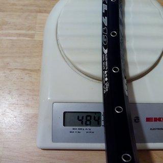 Gewicht Remerx Felge Dragon Line 719 24'' / 507x19 / 32 Loch