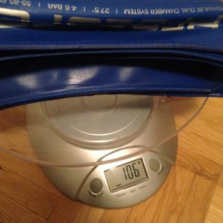 Gewicht Schwalbe Schlauch Procore 27.5 27.5