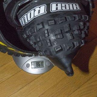 """Gewicht Maxxis Reifen High Roller II 26x2,3"""", 58-559"""
