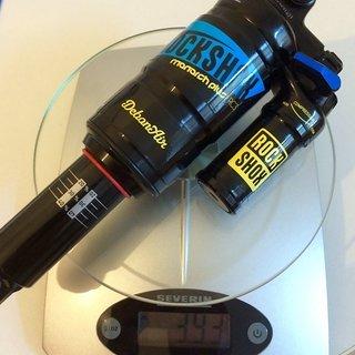Gewicht Rock Shox Dämpfer Monarch Plus RC3 DebonAir 200x57