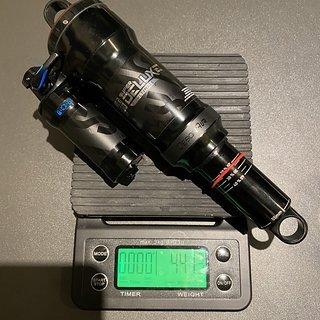 Gewicht Rock Shox Dämpfer Super Deluxe Ultimate  210x55mm