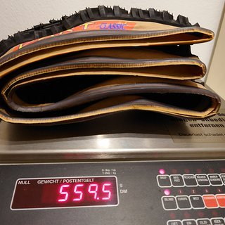 "Gewicht Panaracer Reifen Dart XC Skinwall  26x2.1"", 50-559"