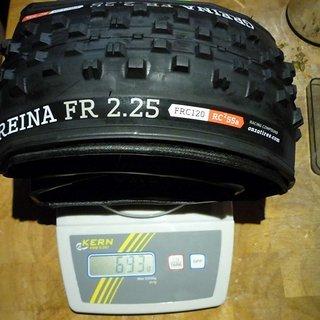 """Gewicht Onza Reifen Greina FR 26x2.25"""", 57-559"""