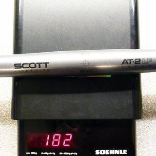 Gewicht Scott Lenker AT-2 LF 25,4 x 530mm