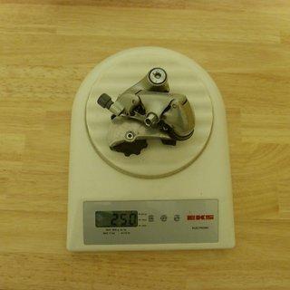 Gewicht Shimano Schaltwerk 105 RD-1056 Short Cage