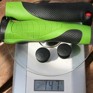 Gewicht 66sick Griffe AA Enduro Medium