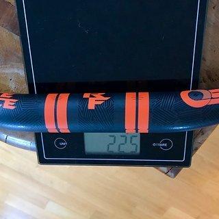 Gewicht Race Face Lenker Sixc 35 Carbon 820mm, 35mm Klemmung, 20mm Rise
