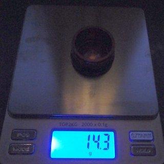 Gewicht Magura Weiteres/Unsortiertes Gabelholmabdeckkappe Magura Durin/TS8 SL