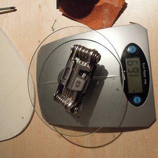 Gewicht Crank Brothers Werkzeug multi-17