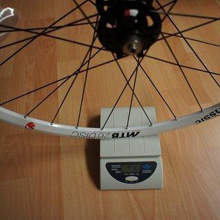 """Gewicht American Classic Systemlaufräder MTB 26 disc VR 26"""""""