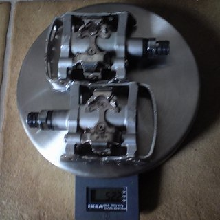 Gewicht Shimano Pedale (Sonstige) PD-M324