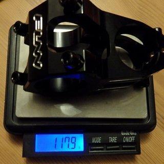 Gewicht FUNN Vorbau Funnduro 45mm