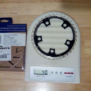 Gewicht Specialites TA Kettenblatt Compact 94mm, 34Z