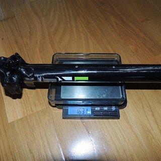 Gewicht Procraft Sattelstütze PRC SP2 27,2 x 350mm