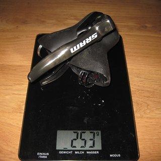 Gewicht SRAM Weiteres/Unsortiertes 900 Single Speed Bremshebel