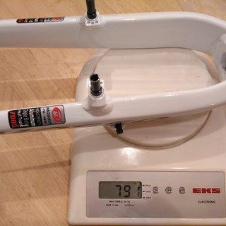 """Gewicht Mosso Starrgabel FK26-MD5 26"""", 1-1/8"""", 263mm"""