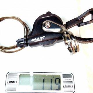 Gewicht Shimano Schalthebel XTR M9000 11-fach