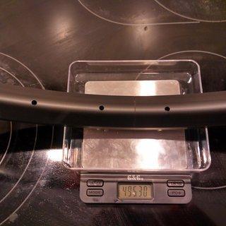 Gewicht Ryde Felge Trace 29 29'' / 662x29 / 32 Loch