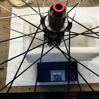 """Gewicht Mavic Systemlaufräder Crossroc UST Disk, 6 Bolt, 15mm, HR 29"""""""