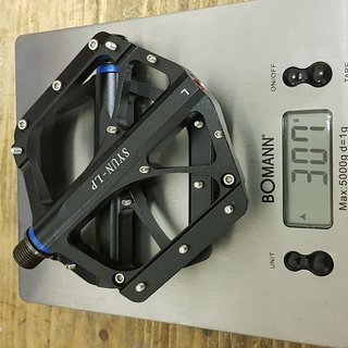 Gewicht Syun-LP Pedale (Platform) B351 106x102x15