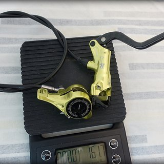 Gewicht Formula Scheibenbremse R1 Carbon VR, 740mm