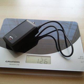 Gewicht Sigma Beleuchtung IION Akku