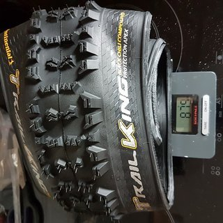 Gewicht Continental Reifen Trailking 2018 27,5x2,4