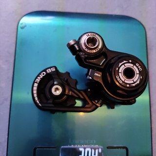 Gewicht SB1 Bikeparts Kettenspanner G3C