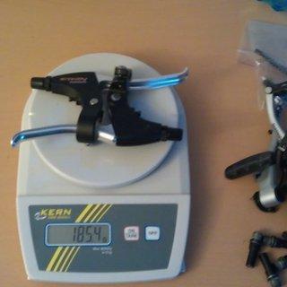 Gewicht Shimano Weiteres/Unsortiertes Bremshebel NEXUS BL-IM65