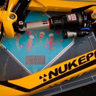 Gewicht Nukeproof Full-Suspension Mega AM 275 L
