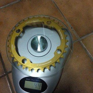 Gewicht Blackspire Kettenblatt Downhill 104mm, 32Z