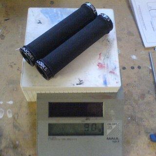 Gewicht Alutech Griffe TwinWorks