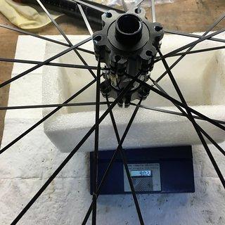 """Gewicht Mavic Systemlaufräder Crossroc UST Disk, 6 Bolt, 15mm VR 29"""""""