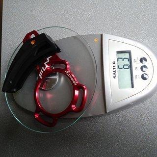 Gewicht FUNN Kettenführung Zippa XM