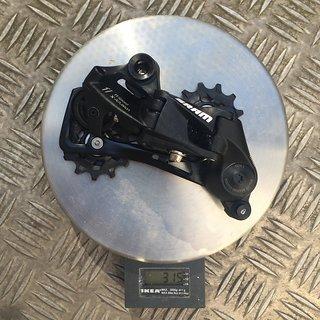 Gewicht SRAM Schaltwerk NX 1x11 X-HORIZON