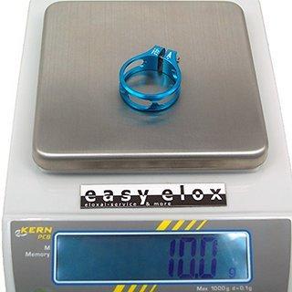 Gewicht Aerozine Sattelklemme XSC1.0 31,8mm