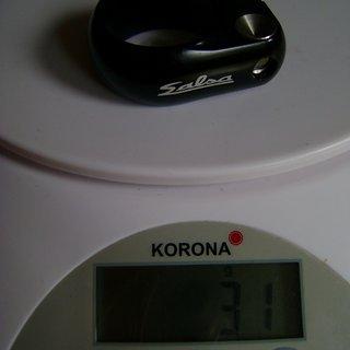 Gewicht Salsa Sattelklemme Lip-Lock  30,0mm