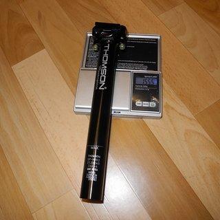 Gewicht Thomson Sattelstütze Masterpiece 27.2 x 240mm