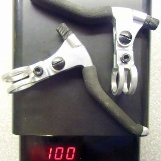 Gewicht RPM Felgenbremse Smooth Operators