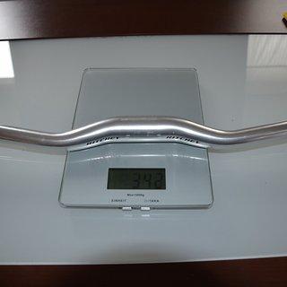"""Gewicht Ritchey Lenker """"Classic"""" Mtn 10D Flat 31.8mm, 660mm"""